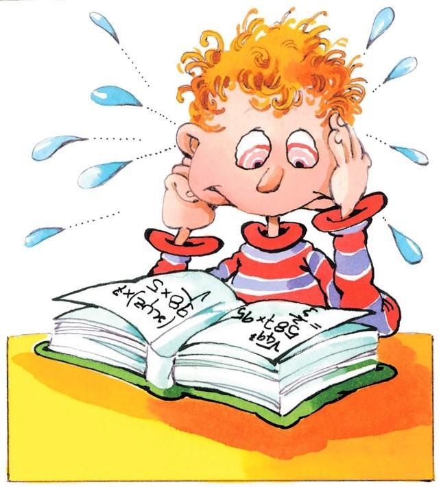 Le abilità del bambino, visione e lettura.