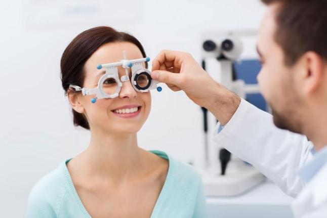 L'esame visivo optometrico